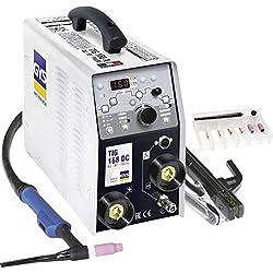 Poste à souder Inverter WIG avec accessoires GYS TIG 168 DC HF 10 - 160 A