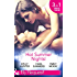Hot Summer Nights!: Exposed: Misbehaving with the Magnate / Two Hot! / Perfectly Sexy (Mills & Boon By Request) (Hot Bed of Scandal, Book 1)