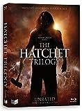 The Hatchet Trilogy 1- 3 - UNCUT - Limited 3-Disc Edition im Schuber (Deutsche Auflage) - Blu-ray