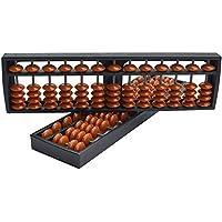 Lucky Will Niños chino plástico ábaco Abacus soroban Tool Herramienta de cálculo Rastrillo Marco ...