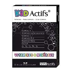 SYNActifs Kid Actifs Vitalité 30 Gélules