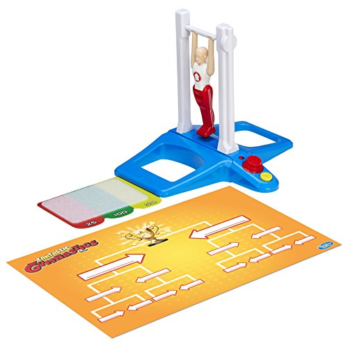 Preisvergleich Produktbild Hasbro - C0376 - Fantastic Gymnastics - Rudi Reck - Geschicklichkeitsspiel [UK Import]