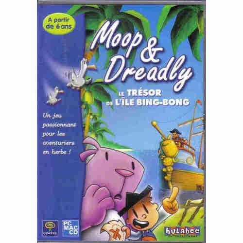 Preisvergleich Produktbild Moop et dreadly le tresor de l'ile bing-bong [Import]