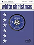 Essential Piano Singles: Bing Crosby - White Christmas (Single Sheet/Audio Download) Piano, Voix, Gu
