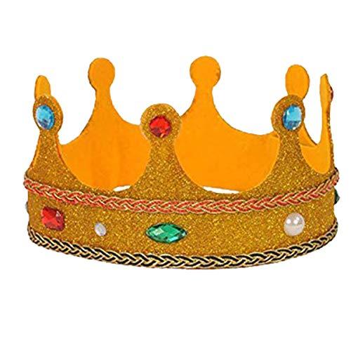 Dress Up America Erwachsene Könige Niedrige (Königliche König Krone Für Erwachsene)