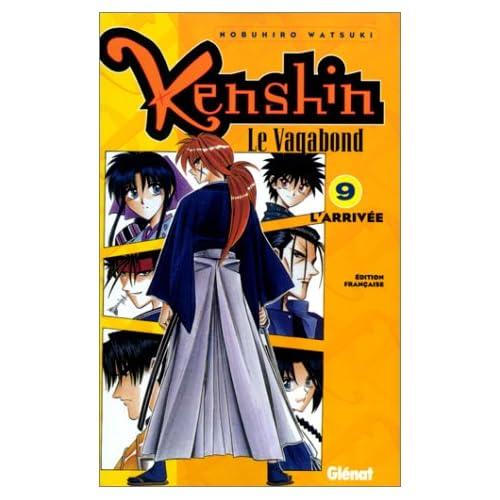 Kenshin le vagabond, Tome 9 : L'arrivée