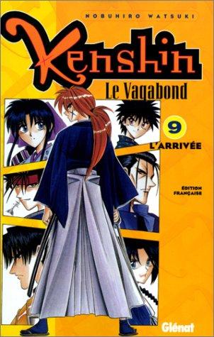 Kenshin - le vagabond Vol.9 par WATSUKI Nobuhiro
