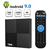 Android 9.0 TV Box Sidiwen T95 Mini Android Box 2GB RAM 16GB ROM H6 Quadcore Cortex-A53 Smart...