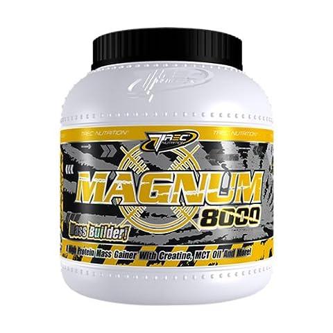 Magnum 8000 x 1kg (Vanille/Caramel) *MEILLEUR PROTEIN POUR MUSCULATION**