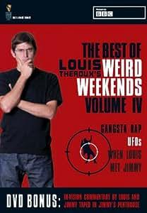 Louis Theroux: Weird Weekends - Volume 4 [DVD]