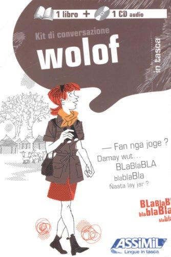 Kit Conv. Wolof (pour Italiens) -