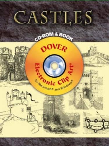 Castles (Dover Electronic Clip Art)