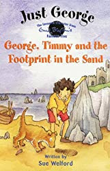3 George, Timmy and The Footprint In The Sand (Just George)