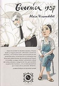 GUERNICA 1937 par Alain Vircondelet