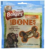 Bakers Mini Bones Chicken Dog Treats 94g - Case of 6 (564g)