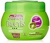 Garnier Fructis Hydra Ricci Maschera Fortificante per Capelli Ricci Tendenti al Crespo, 300 ml