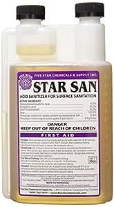 Star San Sanitizer (32 oz)