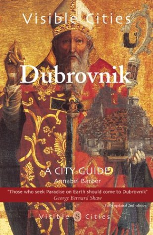 Dubrovnik Visible Cities (Visible Cities Guides) por Annabel Barber