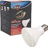 Trixie 76100 Keramik Infrarot-Wärmestrahler, 50 W, ø 75 x 100 mm