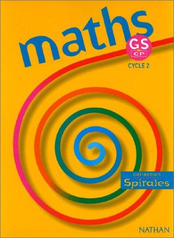 Maths, grande section, CP. Fichier de l'élève