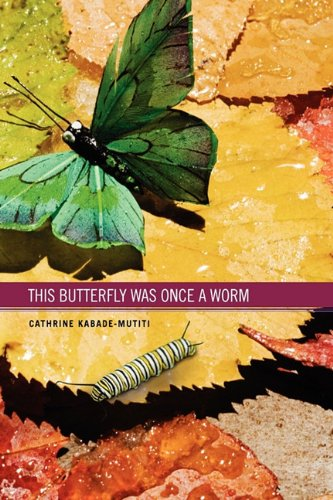 This Butterfly WAs Once A Worm