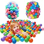 Balls Pool Balls Soft Plastic Ocean Ball For Playpen Colorful Soft Stress Air Juggling balls Sensory Baby Toy 100pcs