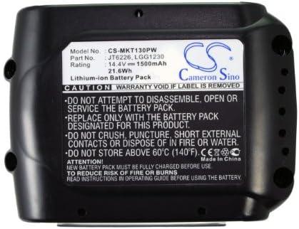Cameron Sino 1500 mAh batteria di ricambio per Makita Makita Makita BTD132RFE   Le vendite online    Ideale economico    Di Alta Qualità  1c2474
