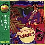 BEATLES A COLLECTION OF BEATLES OLDIES CD MINI LP OBI