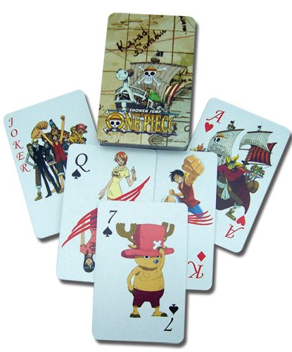 One Piece Juego de Cartas