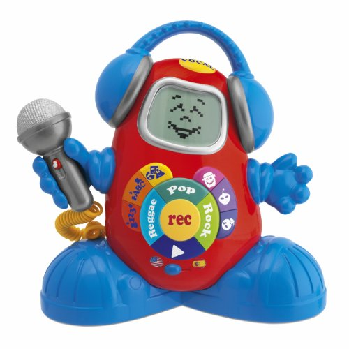 Chicco 69035 Karaoke Parlante...