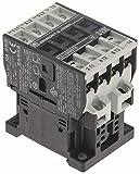 Benedikt&Jäger Leistungsschütz 230V AC1 25A Hauptkontakte 3NO passend für Electrolux AC3 (400V) 12A/5,5kW Hilfskontakte 1NO