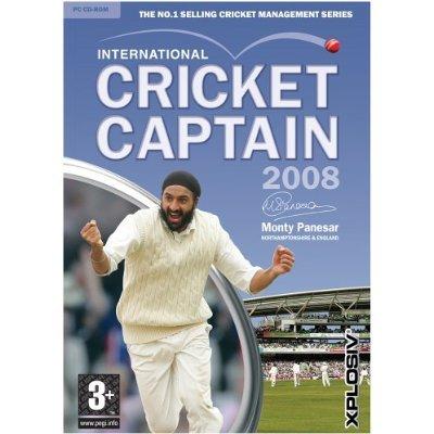 PC-Spiel: International Cricket Captain 2008 (UK Import)