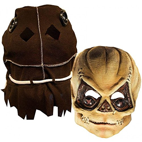 Trick Or Treat Deluxe Sam Latex Mask -