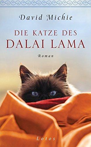 Buchcover Die Katze des Dalai Lama: Roman