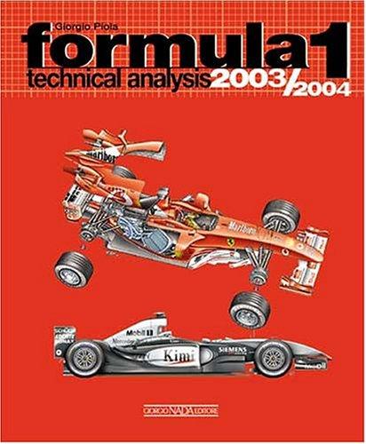 Formula 1 2003-2004. Technical analysis por Giorgio Piola