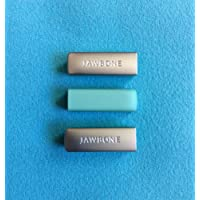 3pcs Replacement Mint Green End Caps Covers for Jawbone UP 2 2nd Gen 2.0 Bracelet Band Wristband Wrist Band Sport Band Cap Dust Protector (not for the 1st Gen) - Cap Gen 2 Lp