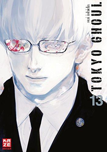 Tokyo Ghoul 13