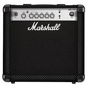 Marshall MG15CF Carbon Fiber Amplificatore combo per chitarra da 15w