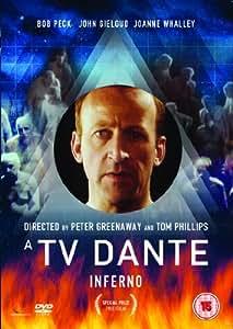 Peter Greenaway's A TV Dante: The Inferno Cantos I-VIII [DVD]