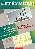 Image de Mathématiques Term Pro Bac Pro industriels groupement a et b