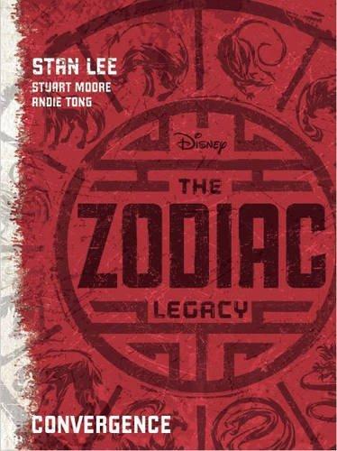 Disney the Zodiac Legacy Convergence by Stan Lee (2016-01-01)