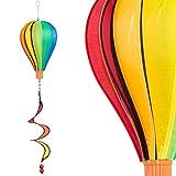 Windspiel - Micro Balloon - wetterbeständig - Ballon: Ø17cm x