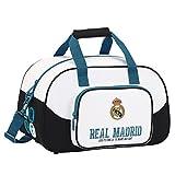 Safta Sf-711754-273 Real Madrid Bolsa de Viaje, 40 cm