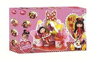 I Love Minnie Hairdresser Set