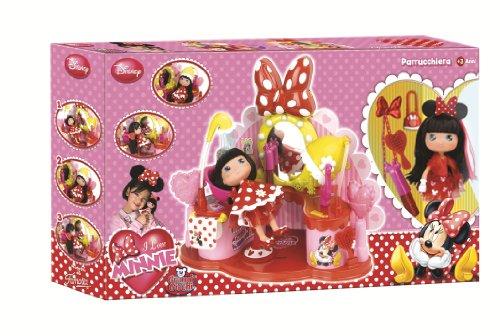 Famosa GG09682 - I love Minnie La Parrucchiera