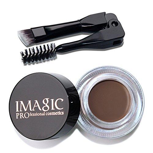 Cooljun Imperméable à l'eau de longue durée imperméable à l'eau de Sourcils de gel de sourcils d'Enhancers de maquillage (C)