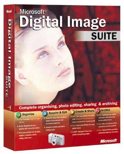 MS Picture It Fotodesigner Pro Plus CD W32