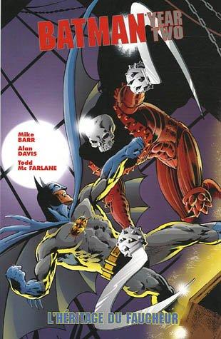 Batman : Year Two : L'héritage du faucheur
