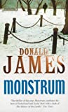 Monstrum by Donald James front cover