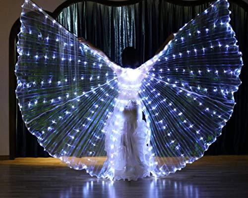 Tanz Kostüm Mit Led Leuchten - 2019 LED Bühnen Performance Prop Frauen
